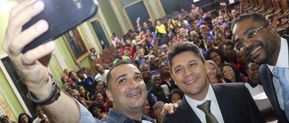 Câmara Municipal de Salvador dá destaque ao trabalho social da FJU
