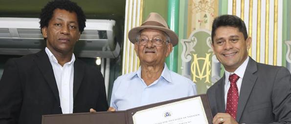 Ícone da capoeira, Mestre Boca Rica será homenageado na Câmara Municipal de Salvador