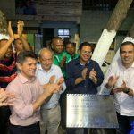 Moradores da Caixa D'Água ganham Praça por indicação do vereador Luiz Carlos